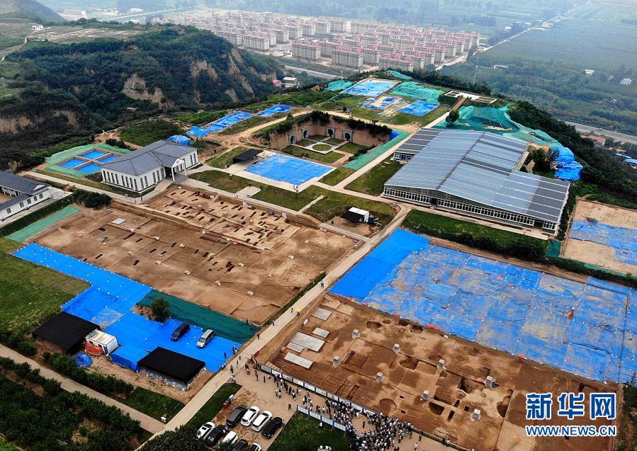 """中国最早""""宫殿""""在""""河洛古国""""——郑州双槐树遗址被发现"""