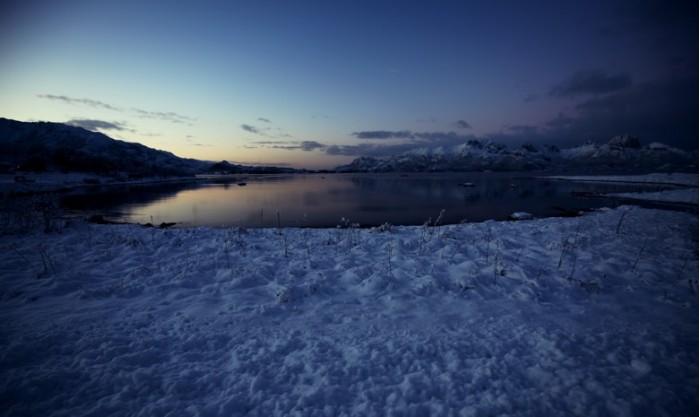 北極地區雷擊頻發將推動野火和北極圈以北的大氣變暖