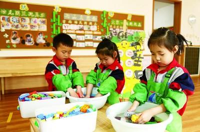 幼小銜接實驗區試點將開展 幼兒園教育小學化頑疾能否化解