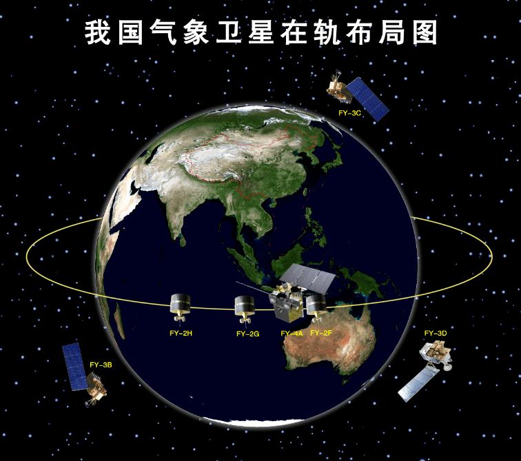 我國風云三號05星將成世界氣象衛星家族中首顆晨昏軌道衛星